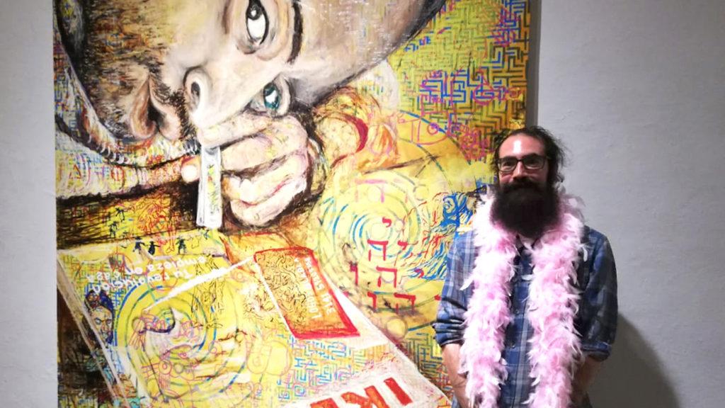<h1>Exposición colectiva de  jóvenes artistas en el Museo de la Ciudad</h1>