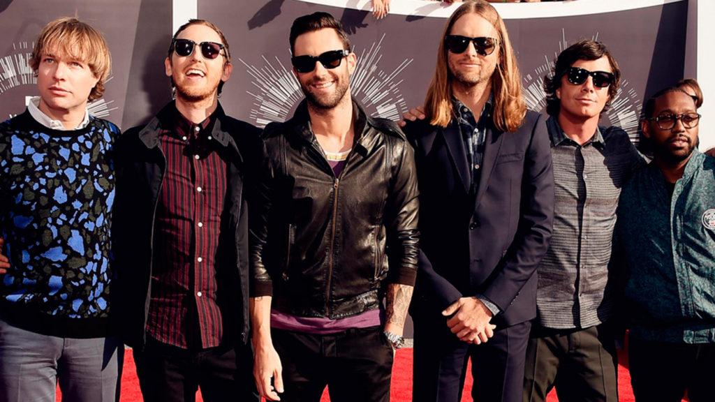 <h1>Maroon 5 amenizará el medio tiempo del Super Bowl LIII</h1>