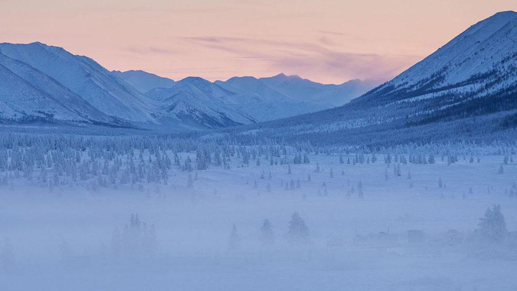 <h1>Oymyakon, el lugar habitado más frío del planeta</h1>