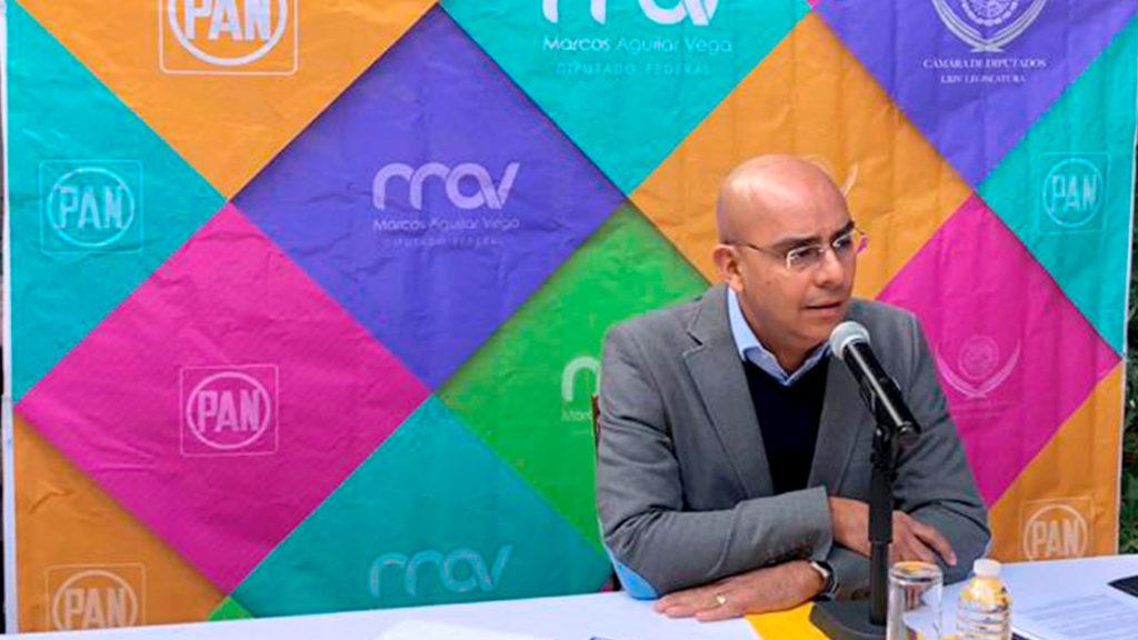<h1>Exhorta MAV a que todos los sectores de la sociedad participen en el Plan Nacional de Desarrollo</h1>