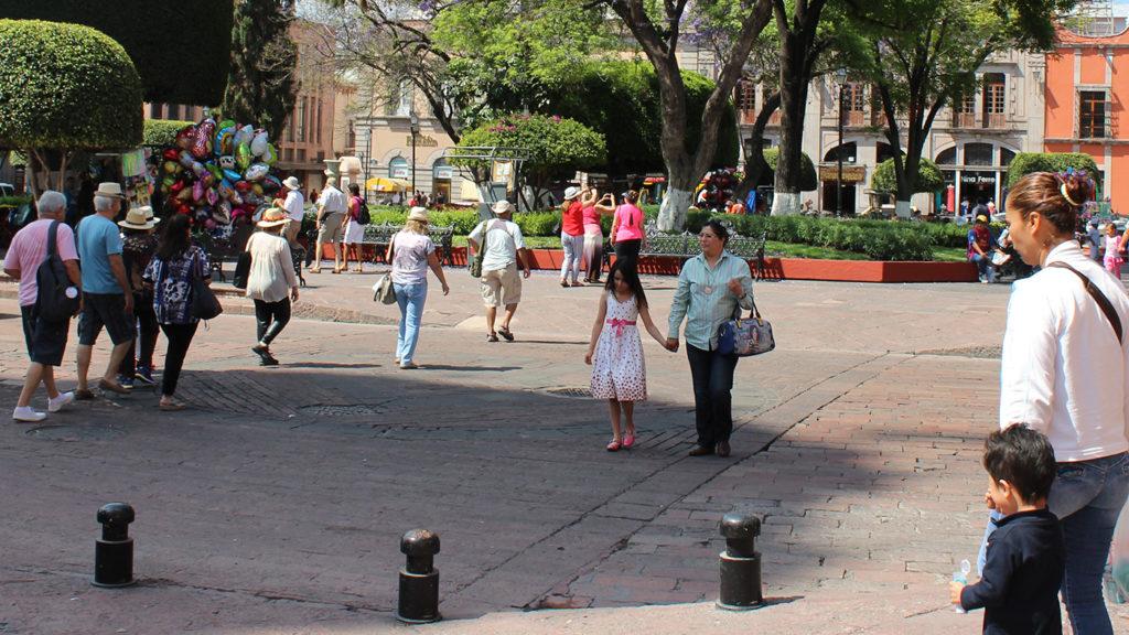 <h1>Querétaro se prepara para la próxima temporada de calor y de lluvias</h1>