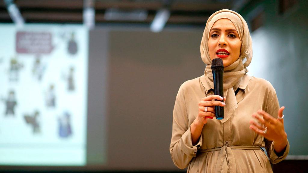 <h1>Shafina Vohra representante de LEGO Innovatio habla sobre la importancia del aprendizaje a través del juego</h1>