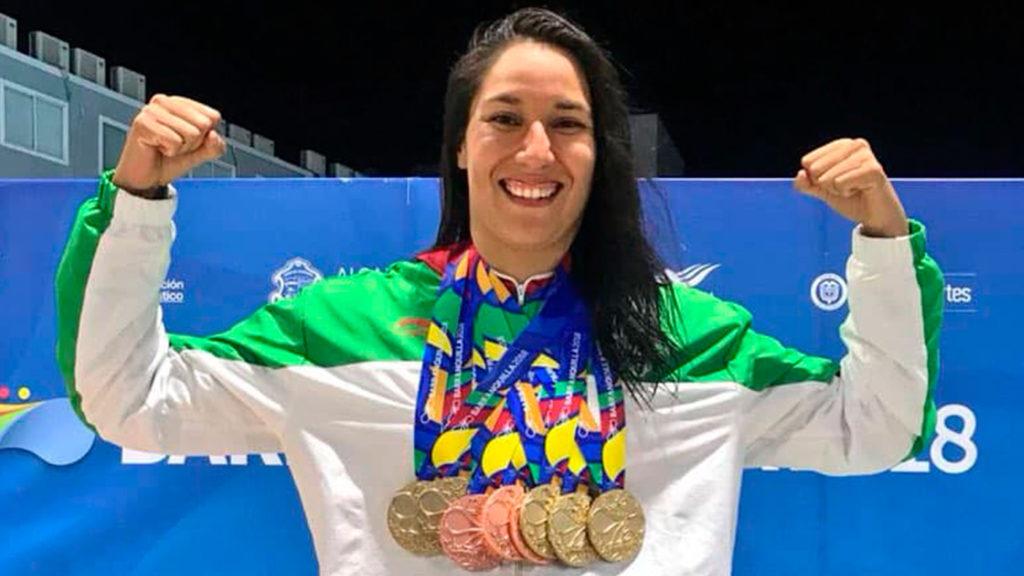 <h1>Va Liliana Ibáñez con todo a Lima 2019 y Tokyo 2020</h1>