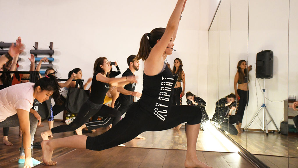 <h1>HOT POWER YOGA, abre en Querétaro</h1>