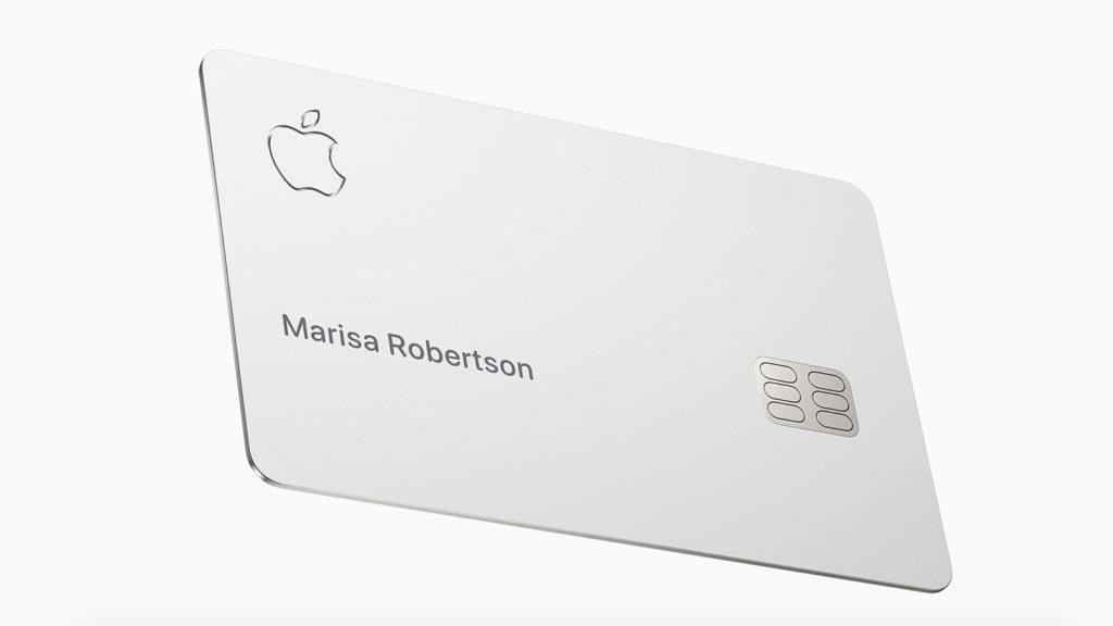 <h1>Apple presenta su nueva tarjeta de crédito</h1>
