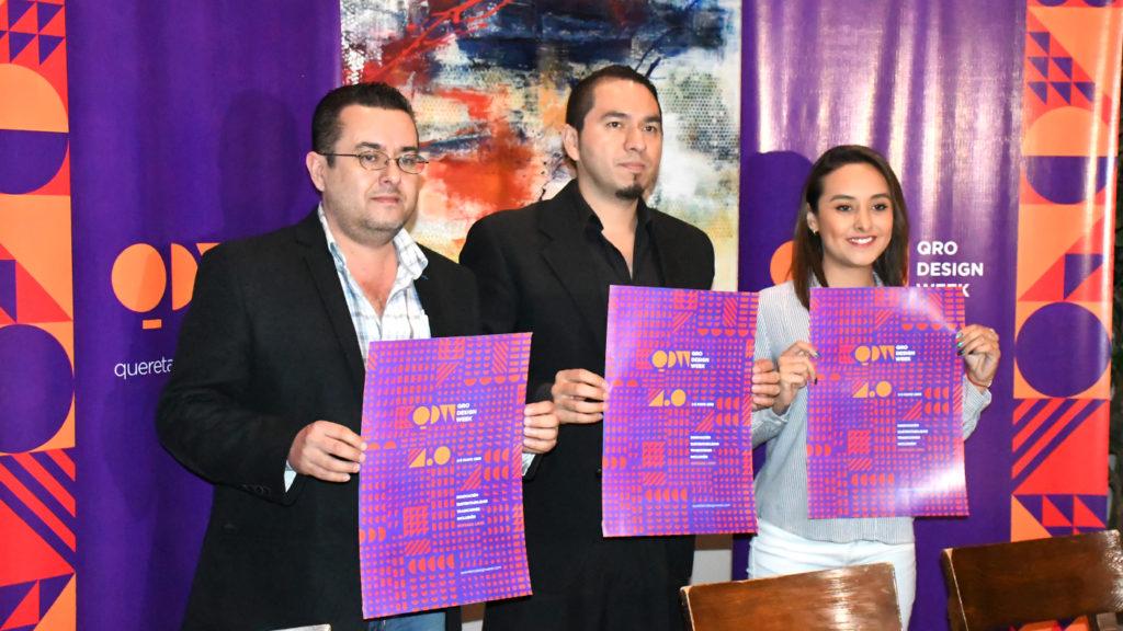 <h1>La Semana del Diseño llega a Querétaro</h1>