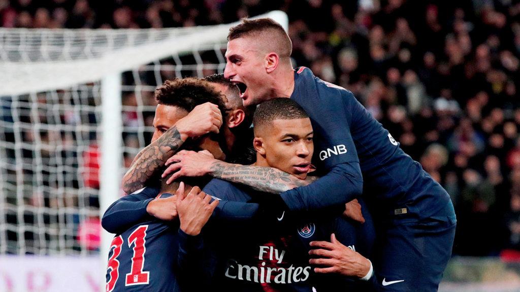 <h1>El PSG ayudará a reconstruir Notre Dame</h1>