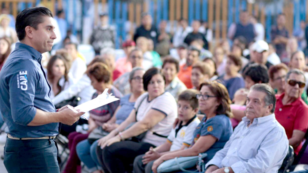 <h1>Arranca el programa Alcalde en tu Calle en Corregidora</h1>