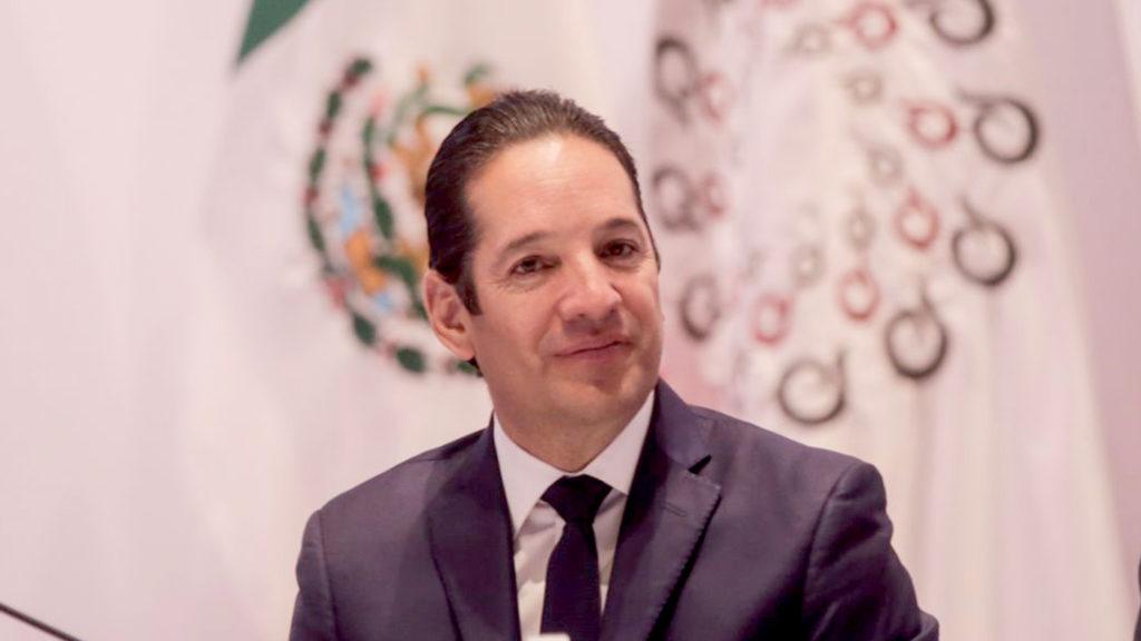 <h1>Francisco Domínguez nuevo Presidente de la CONAGO</h1>