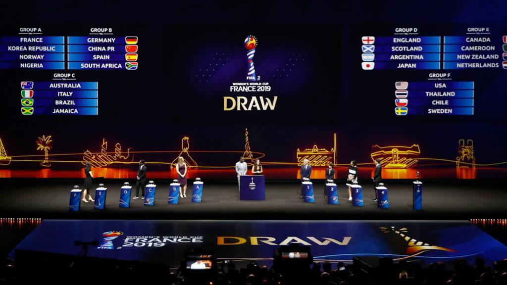 <h1>Todo lo que debes saber sobre el Mundial Femenino Francia 2019</h1>