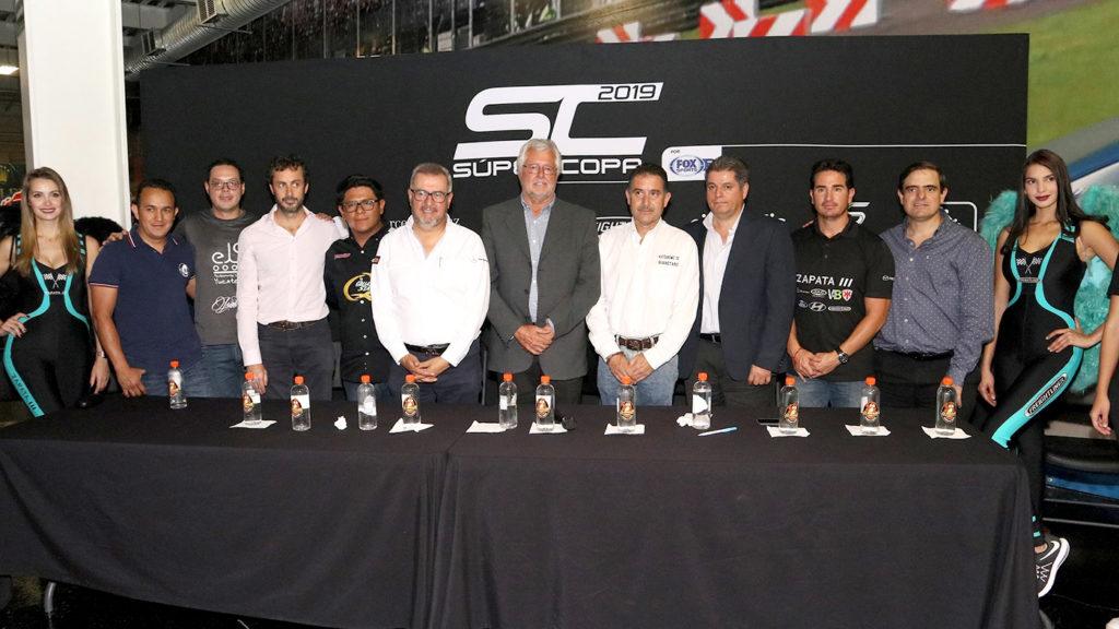 <h1>Primera fecha de la Súper Copa 2019 se realizará en Querétaro</h1>
