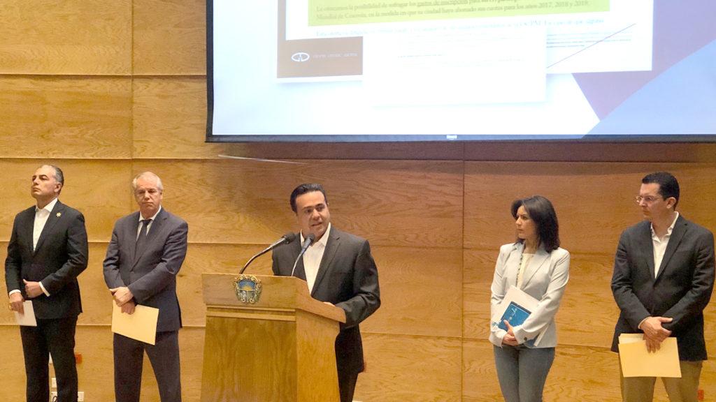 <h1>Querétaro será sede de la Cumbre de Ciudades Patrimonio de la Humanidad para el 2020</h1>