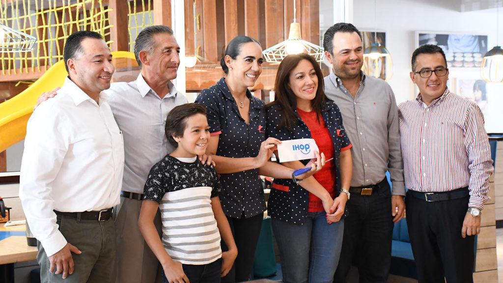 <h1>I Hop reinaugura sus instalaciones en Juriquilla</h1>