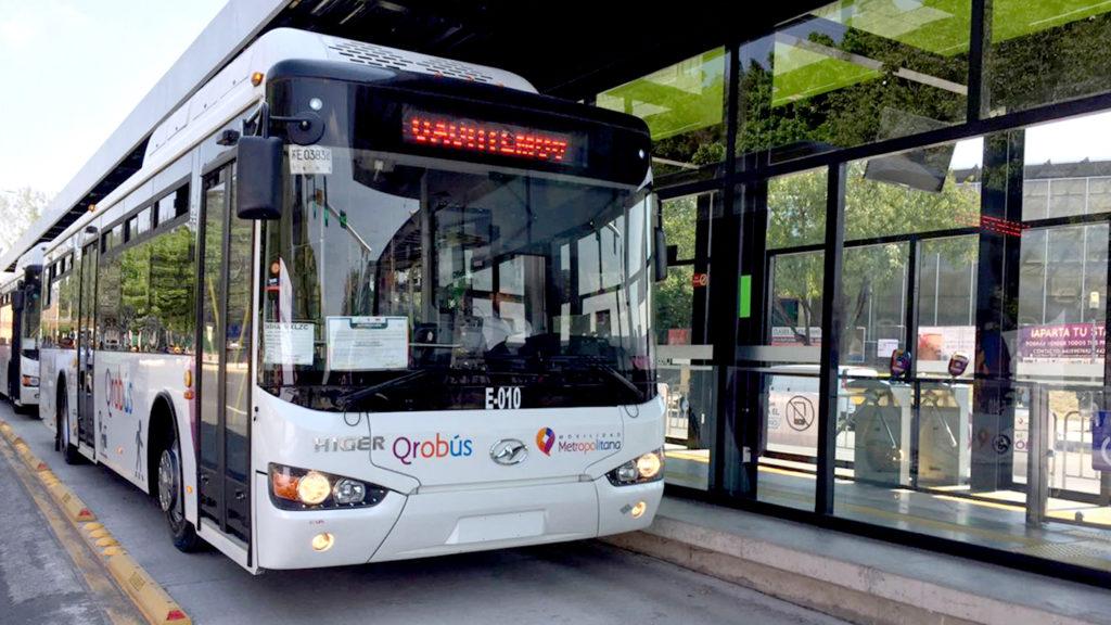 <h1>Anuncian que se extenderá la prórroga para el pago de Boletas de apoyo para el transporte Público Qrobús</h1>