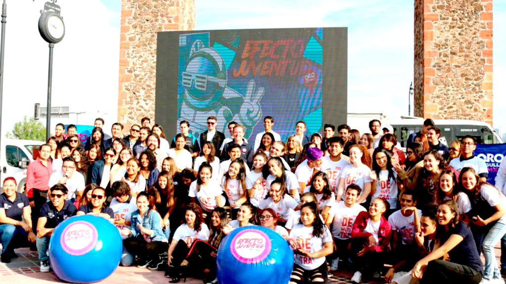 <h1>Efecto Juventud 2019 un programa con diversas actividades en la entidad</h1>