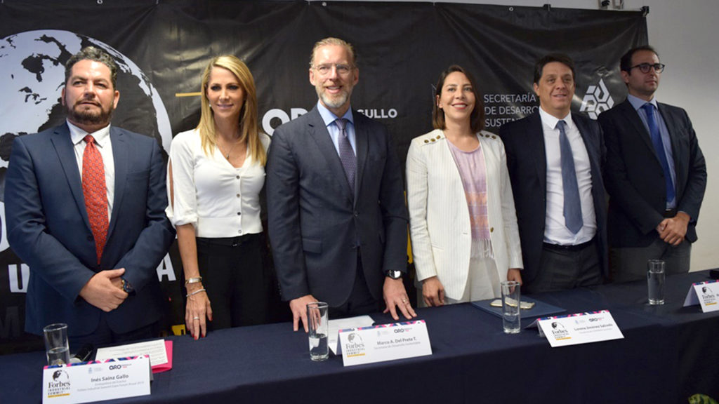 <h1>Querétaro será sede del Forbes Industrial Summit en noviembre</h1>