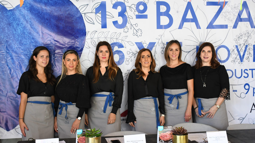 <h1>Asociación ALE llevará a cabo la 13a edición de su bazar</h1>