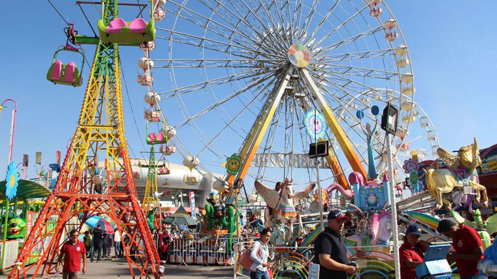 <h1>Todo listo para la Feria Internacional Ganadera 2019</h1>