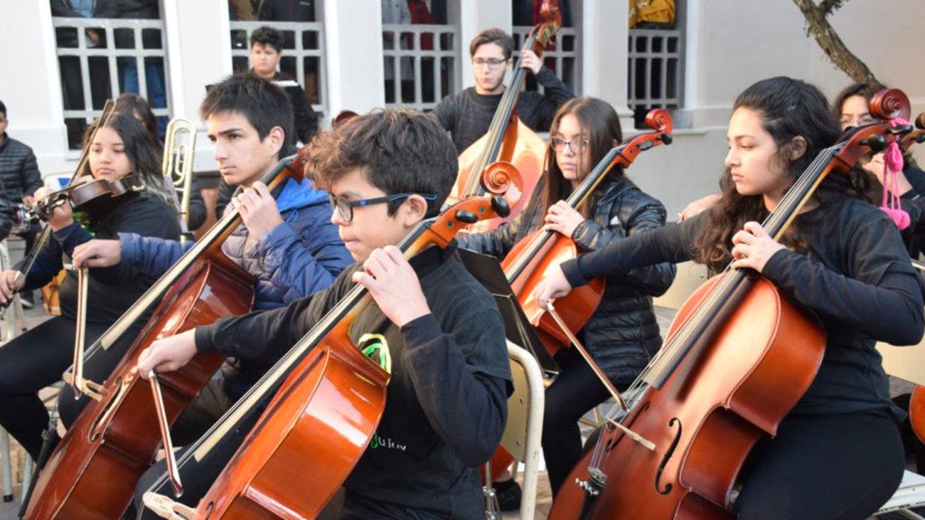 <h1>Lanza Municipio la convocatoria para integrar la Orquesta Juvenil Hogamüi</h1>