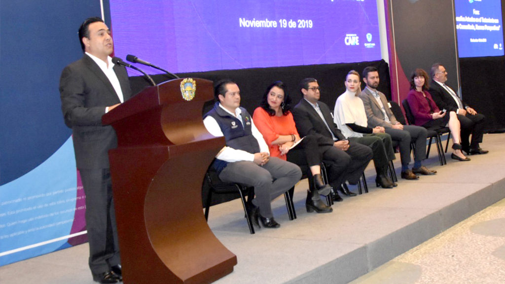 <h1>Inauguran foro para abordar el tema de las adicciones y salud mental en el Municipio de Querétaro</h1>