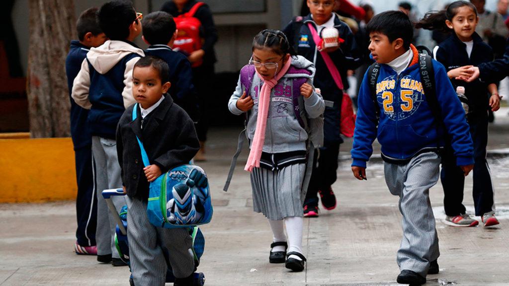 <h1>A partir de diciembre se recorrerá el horario en escuelas públicas</h1>