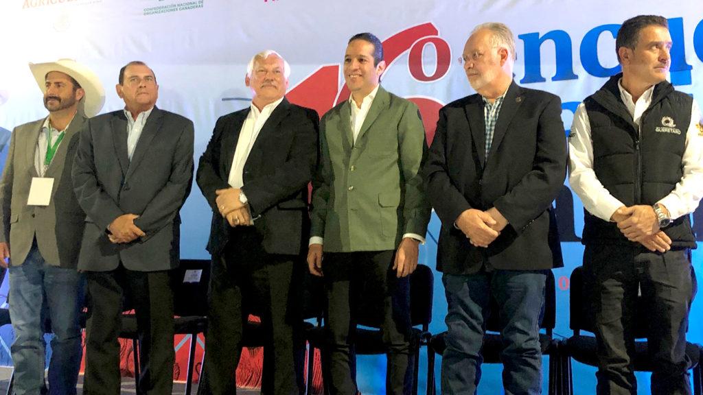 <h1>Encuentro Nacional de Ganaderos llega a su 16va. edición con sede en Querétaro</h1>