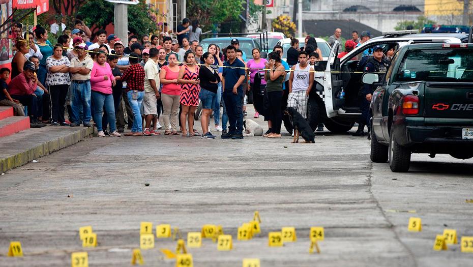 <h1>Homicidios crecieron más del 50% en el país en 2019</h1>