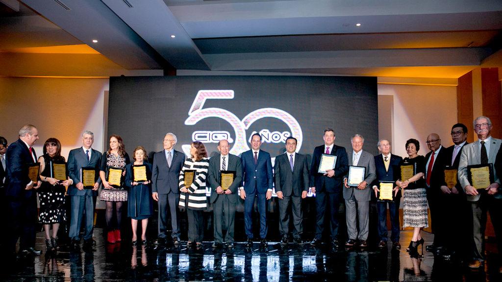 <h1>Club de Industriales de Querétaro celebra su 50 Aniversario</h1>