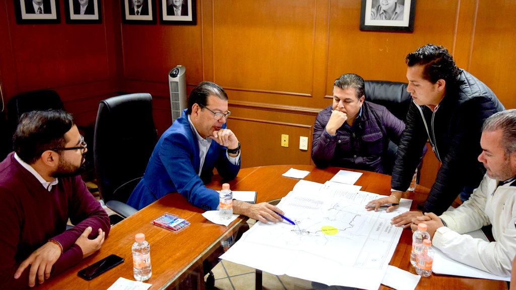 <h1>IQT impulsará ordenamiento del transporte en Tequisquiapan</h1>
