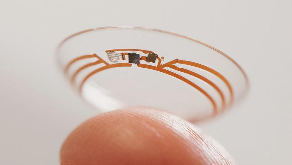<h1>Crean lentes de contacto que hacen zoom al parpadear</h1>