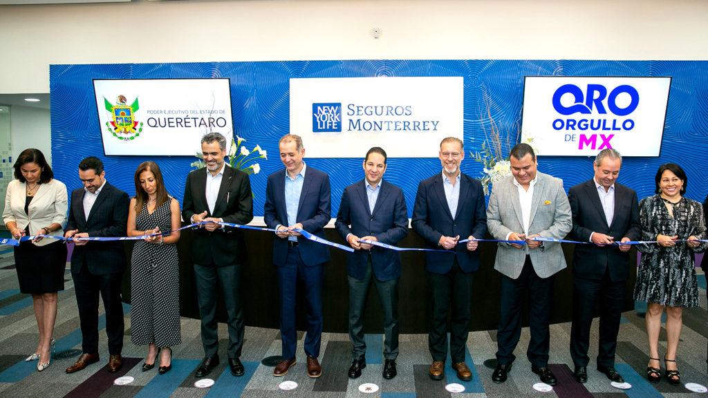 <h1>Seguros Monterrey estrena nuevo Centro de Operaciones en Querétaro</h1>