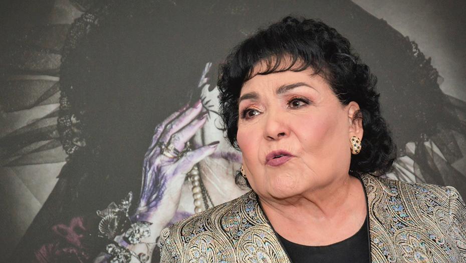 <h1>Carmen Salinas se disculpa con el pueblo de China</h1>