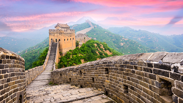<h1>Experiencia virtual: recorre la Gran Muralla China</h1>