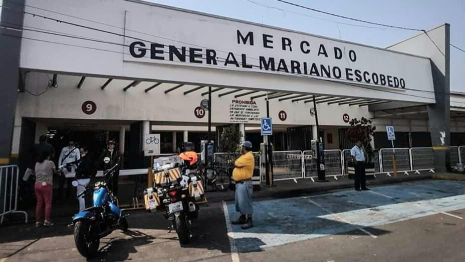 <h1>Implementan medidas preventivas en mercados de Querétaro por Covid-19</h1>