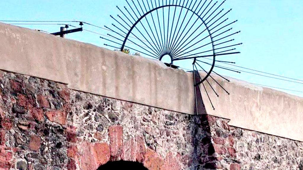 <h1>Gobierno e INAH protegen Arcos de Querétaro, se impedirá acceso al monumento</h1>
