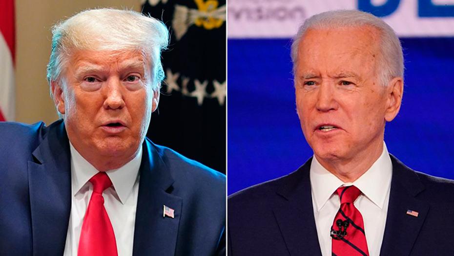 <h1>Trump y Biden retoman la carrera presidencial para noviembre</h1>