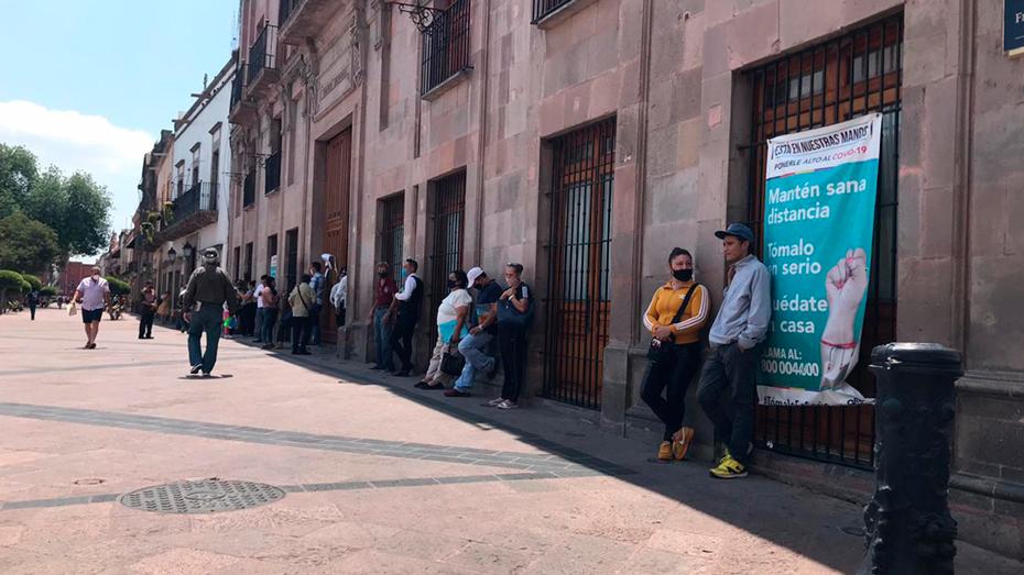 <h1>Replantean modelo de sanitización en Querétaro</h1>