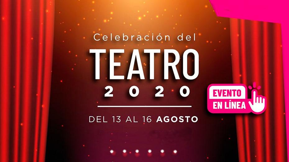 <h1>Celebrarán el Día del Teatro en línea</h1>