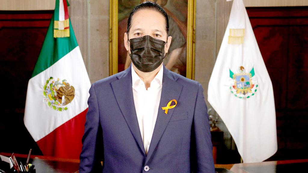 <h1>Anuncia el Gobernador nueva reducción de aforos y horarios en Querétaro</h1>