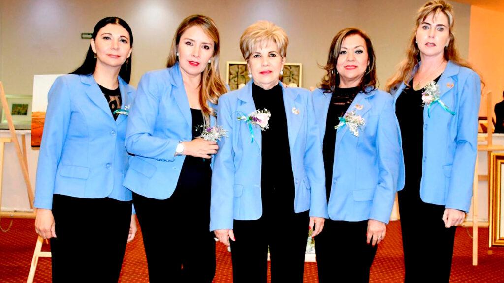 <h1>¡Súmate! Damas Azules buscan llegar al millón</h1>