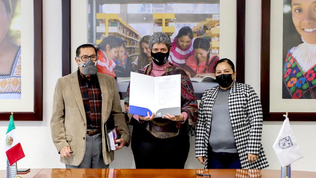 <h1>UAQ recibe donación de predio en Las Ánimas, Landa de Matamoros</h1>