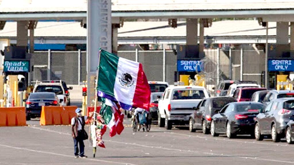 <h1>México propone a EU continuar con cierre parcial de frontera hasta el 21 de febrero</h1>