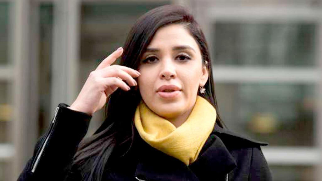 <h1>Detienen a Emma Coronel por vínculos con narcotráfico</h1>