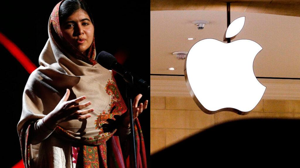<h1>Malala hace alianza con Apple TV</h1>