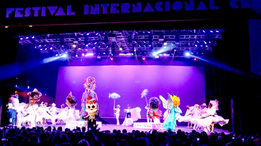 <h1>Festival Internacional Cervantino será híbrido</h1>