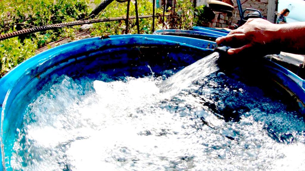 <h1>Hasta el jueves se normalizará el servicio de agua a colonias afectadas en Querétaro</h1>